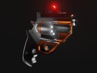 Sky Fall 3D Gun
