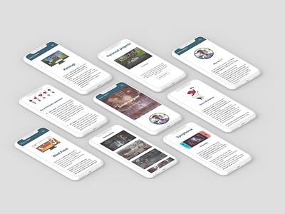Game Designer Portfolio mockup clay game designer symphonia mobile responsive mobirise ux ui game design