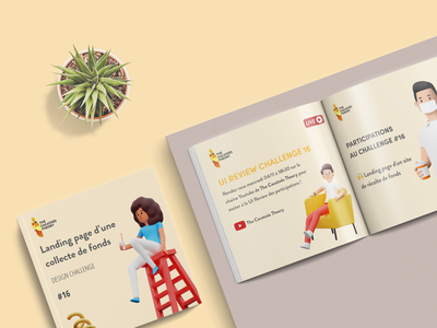 The Cacatoès Theory - Instagram post mockup 1 mockup scene graphic design book 3d illustration cacatoes linkedin post instagram slider instagram post print mockup community manager figma