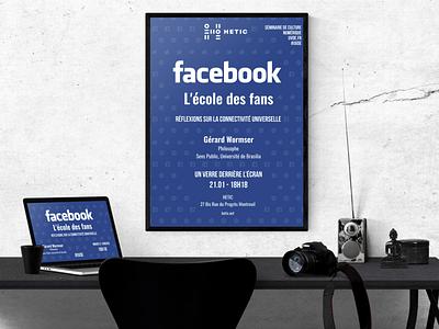 UVDE Poster n°1 poster design print poster