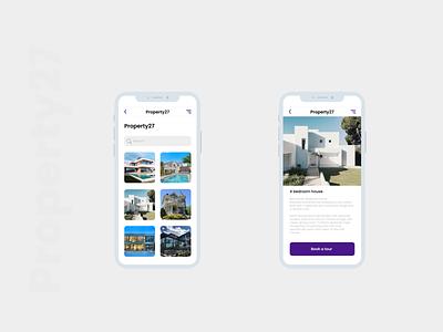 Daily UI :: 012 - E-Commerce Shop (Single Item) property design mobile design mobile app design property e-commerce shop e-commerce app application
