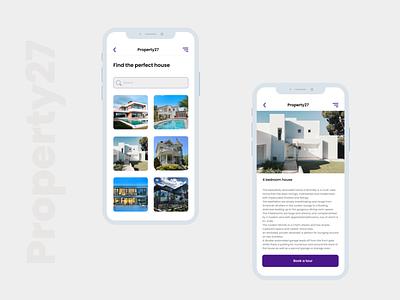 Daily UI :: 012 - E-Commerce Shop (Single Item) application ui property design property mobile design mobile app design mobile app e-commerce shop e-commerce application app