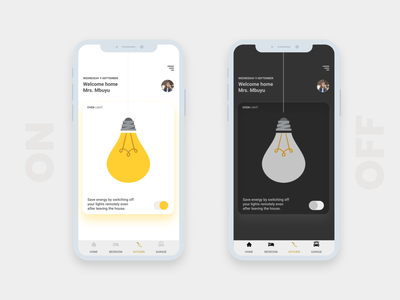 Daily UI :: 015 - On/Off Switch alignment ux design ui mobile app design mobile app app design app