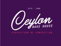 Ceylon bakery Logo