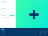 Log In | UI design