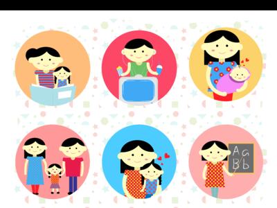 Children's illustration | Part 1