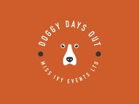 Doggy Day Out logo design