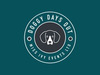 Doggy Days Out Logo Design