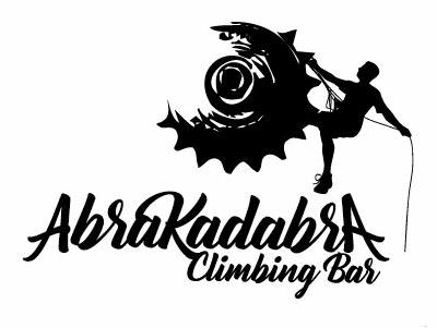 Diseño de logo, para bar Abrakadabra, Melipilla Chile.