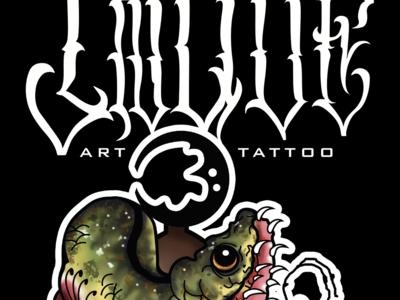 Proyecto logo tattoo, reproducción de dibujo, digitalización.