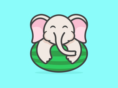 Elephant Watermelon