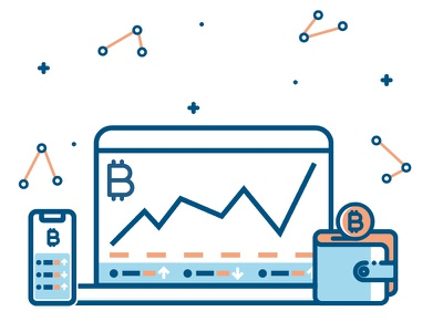 Cryptocurrency blockchain wordpress finance mining graph chart crypro altcoin bitcoin icon illustration cryptocurrency