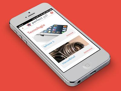 Perfect Gift APP app perfect gift darts davide tarsi iphone ios