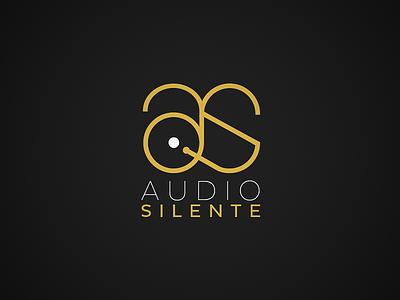 Audio Silente logo logo audio silente turntables vynil 45s vinili darts dartsgraph davide tarsi tarsi