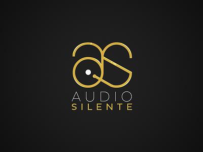 Audio Silente logo | Enhanced version darts davide tarsi logo tarsi dartsgraph 45s audio silente turntables vinili vynil gold