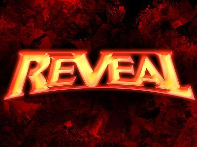 Metal band logo design, Reveal music logo branding graphic design logo design design logo forge heavy metal music band metal