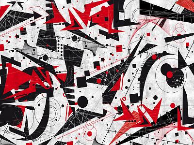 Constructivism Society6 Artprint geometric abstract russian russia kandinsky malevitch suprematism constructivism avantgarde art print artprint