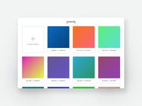 Gradienty Website ui website gradient