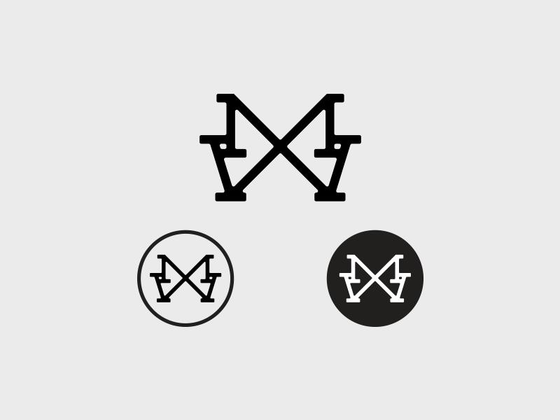Millwood monogram brand logo