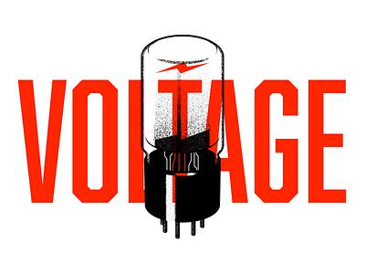 Voltage bold texture