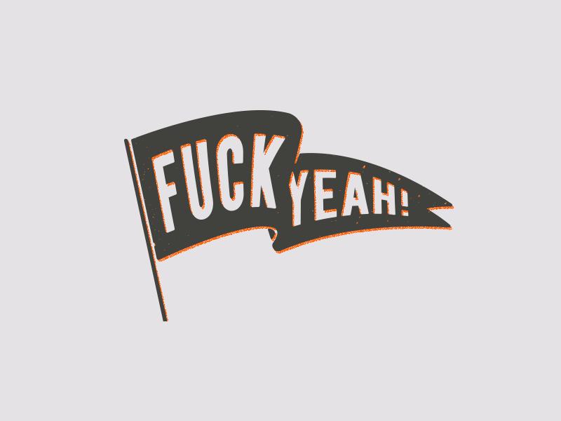 Fuck Yeah! fyeah logo fun
