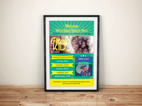Greater Kids Event Flyer