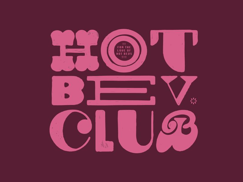 The Hot Beverage Cub hot tea coffee pink type club beverage bev hot