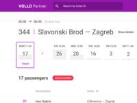 Vollo Partner page