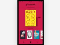 Goodreads - Mobile app