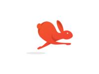 Running Rabbit #2