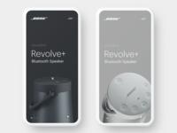 Bose Revolve+ Bluetooth Speaker Concept