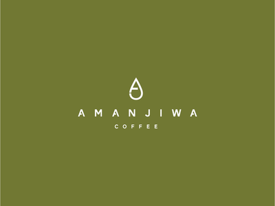 Logo Amanjiwa Coffee