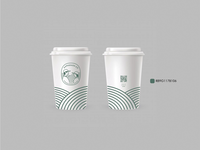 Design Paper Cup Asmarasa Coffee