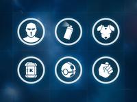 N.O.V.A. Legacy icons
