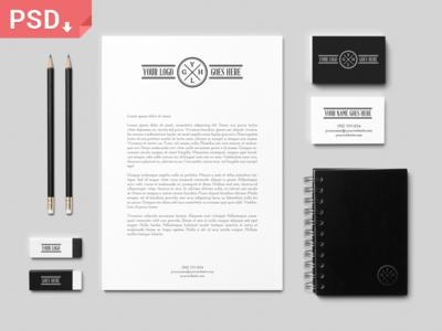 Branding / Identity Mock-Up Vol.2