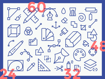 Simple Line Icons Pro - Design / Editing vector design stroke icons line icons icon icons editing icon set