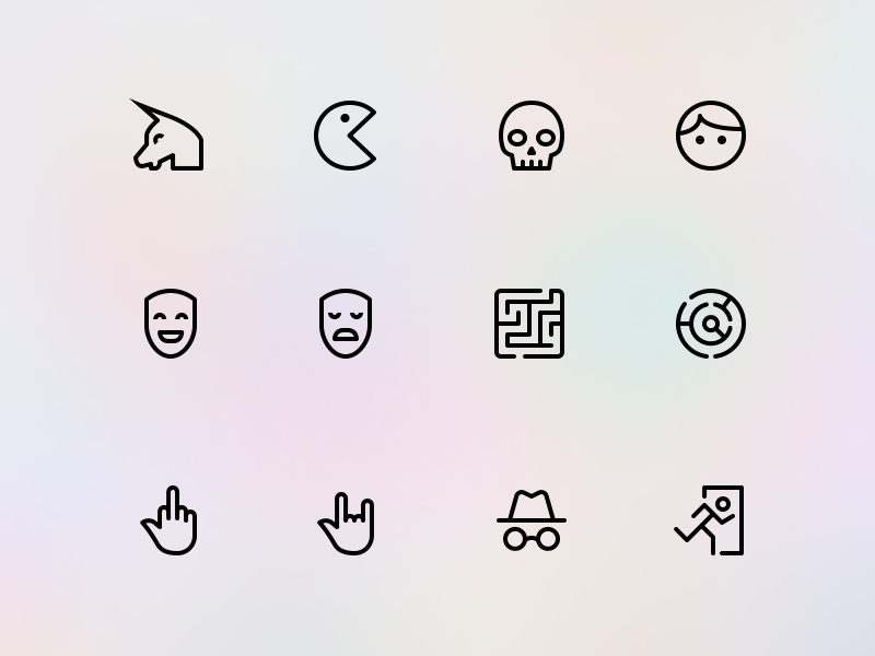 Simple line icons pro misc