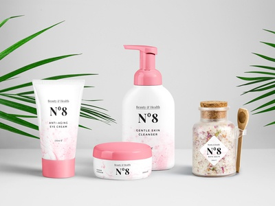 Cosmetics Packaging Mockup mockup branding scene free freebie psd mock-up packaging cosmetic