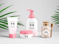 Cosmetics Packaging Mockup