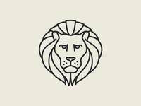Lion Pictogram