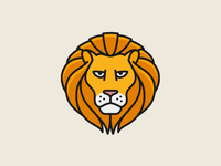 Lion Pictogram