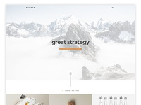 Pistis - Creative Portfolio / Agency WP Theme