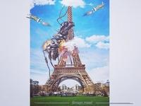 Eiffel Tower Ant