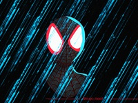 Spider verse Morales
