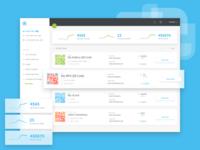 Dashboard Redesign