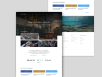 Corporate Website Idea