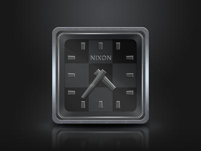 Nixon Watch Icon
