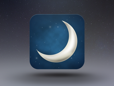 Night Mode App Icon