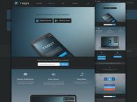 Triggr Site Redesign