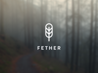Fether Logo - Simple